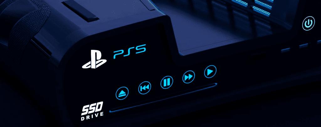 PS5 consola Sony