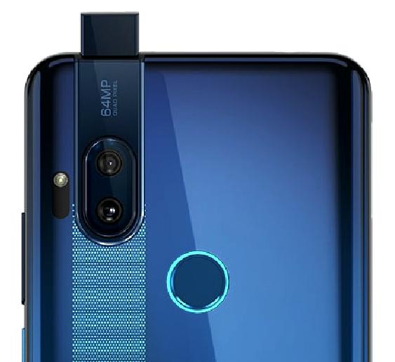 Smartphone Motorola One Hyper