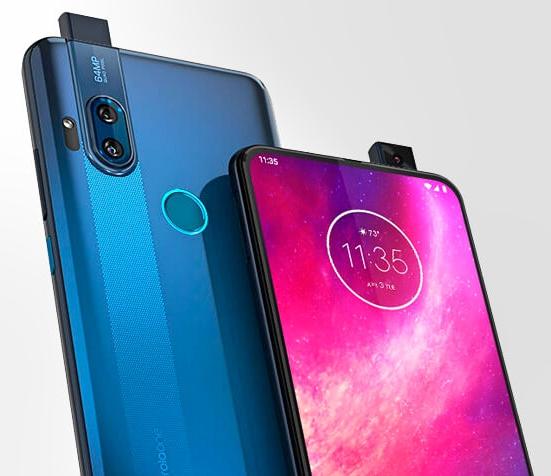 celulares Motorola One Hyper