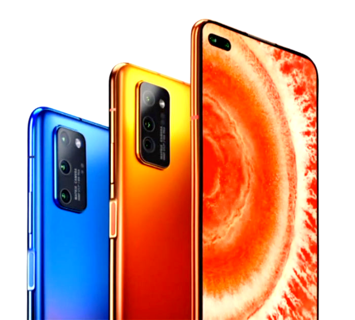 Movil Honor View 30