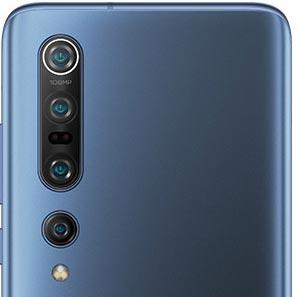 celulares Xiaomi Mi 10 y Mi 10 Pro