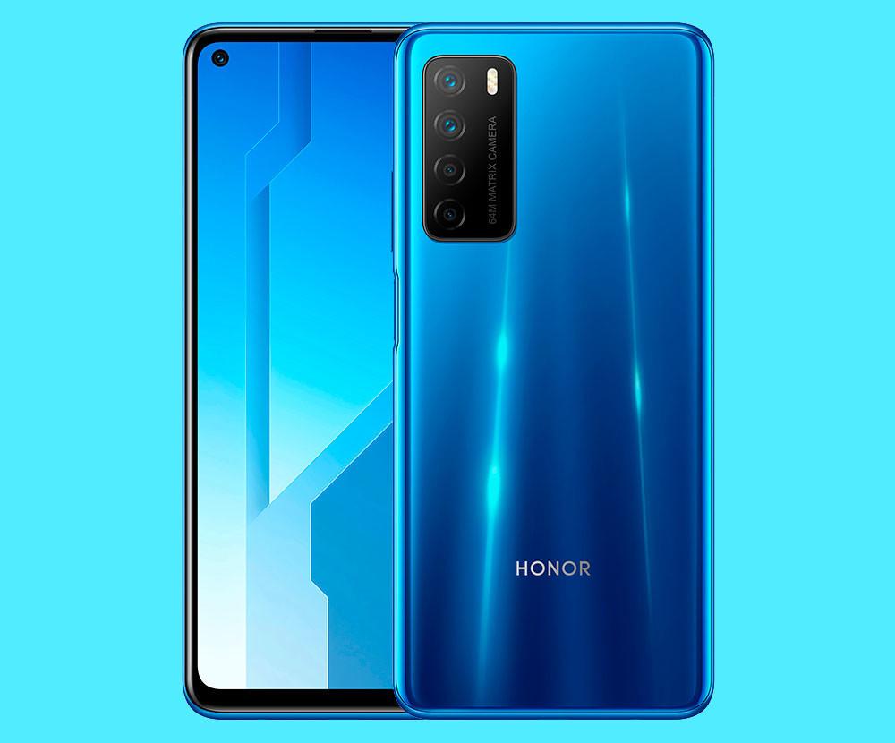 Smartphone Honor Play 4