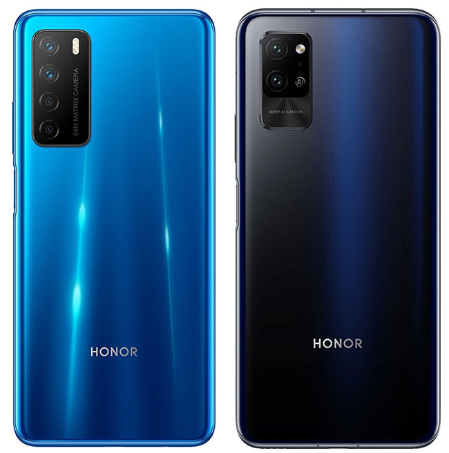 Celulares Honor Play 4 y Honor Play 4 Pro