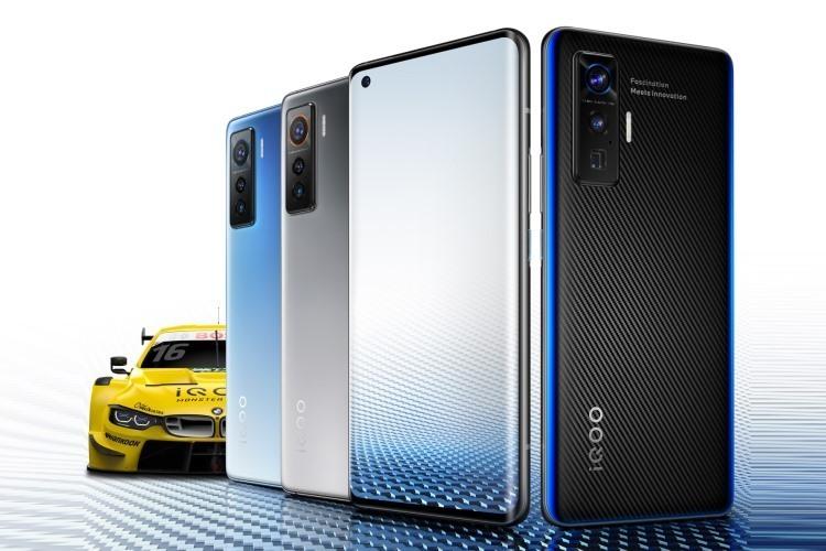 Celular iQOO 5 Pro