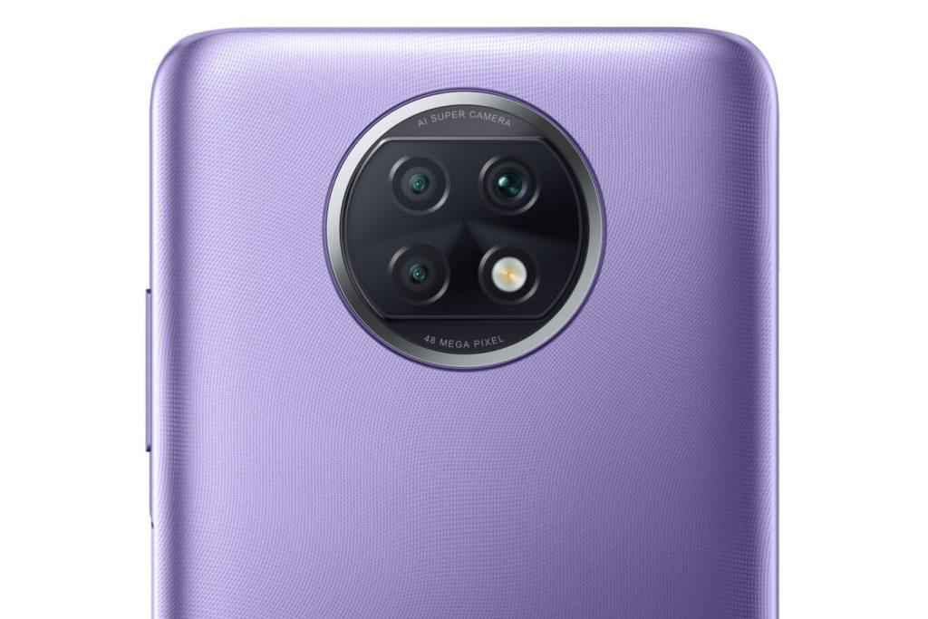 Cámaras Redmi Note 9T 5G