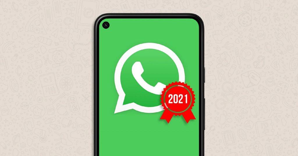 Nuevas funciones WhatsApp 2021