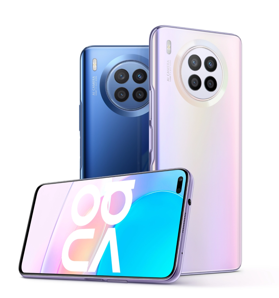 Smartphone Huawei Nova 8i