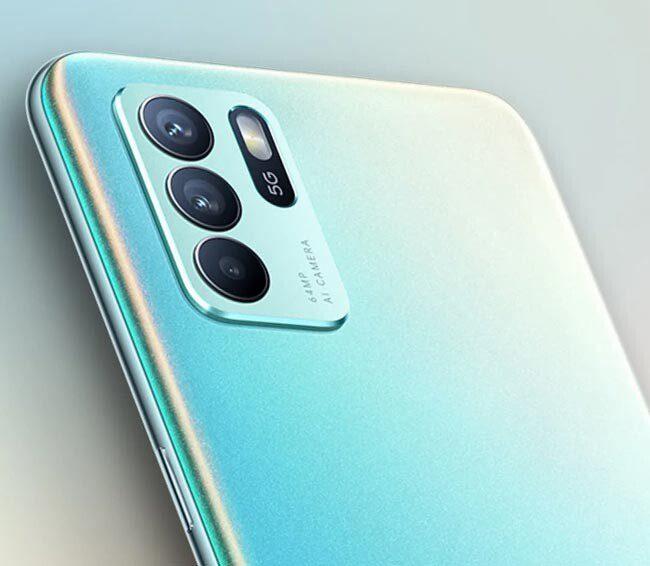 Smartphone Oppo Reno6 Z 5G