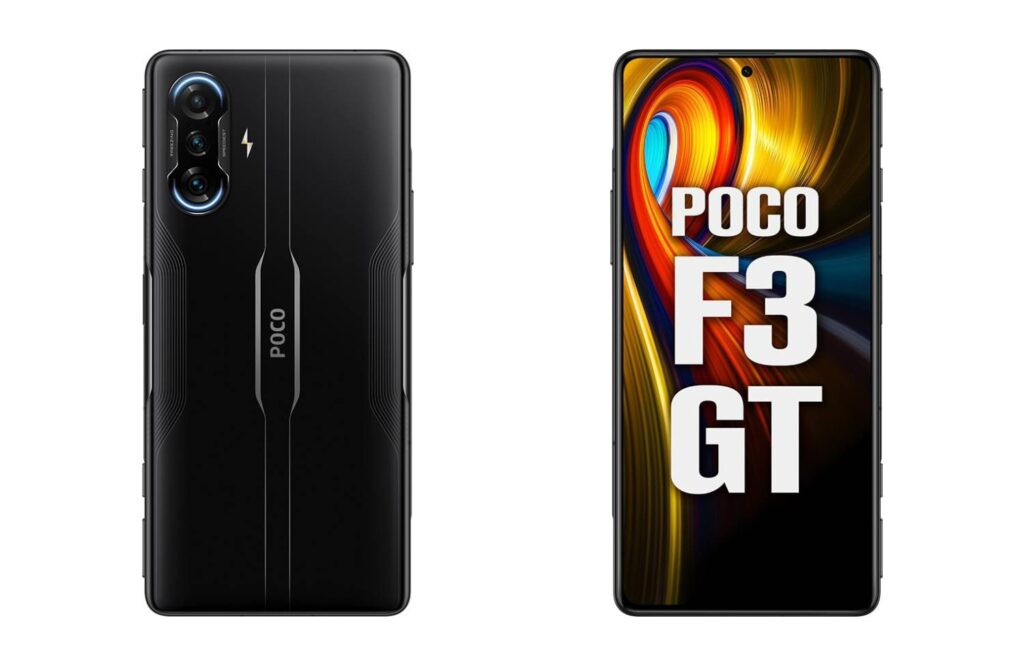 Smartphone Poco F3 GT