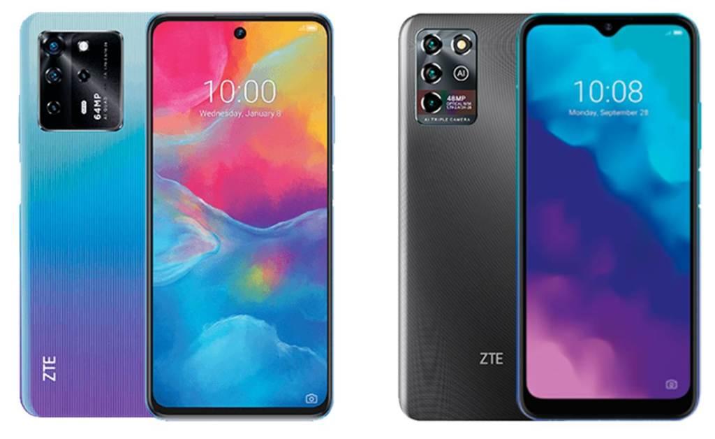 Mobile ZTE Blade V30 y ZTE Blade V30 Vita
